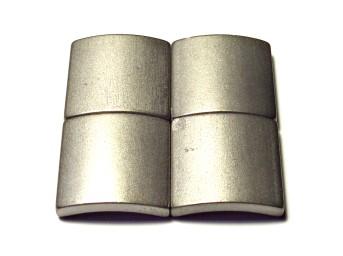 Магниты с фосфатным покрытием
