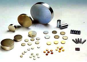 Магниты Nd-Fe-B – цилиндры